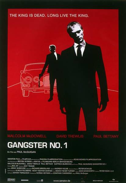 Гангстер №1 / Gangster No. 1 (2000) HDRip