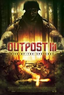 Постер Адский бункер 3: Восстание спецназа