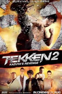 Постер Теккен 2