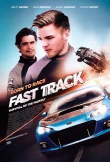 Постер Прирожденный гонщик 2