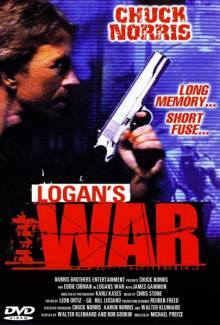 Постер Война Логана