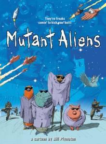 Мутанты-пришельцы